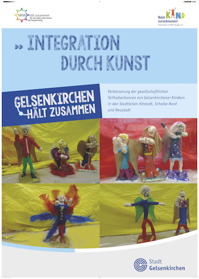 Integration durch Kunst